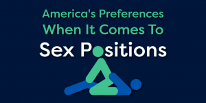 title graphic for the most popular sex positions report