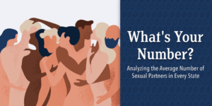 Title graphic for the average sexual partners analysis